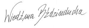 WB podpis